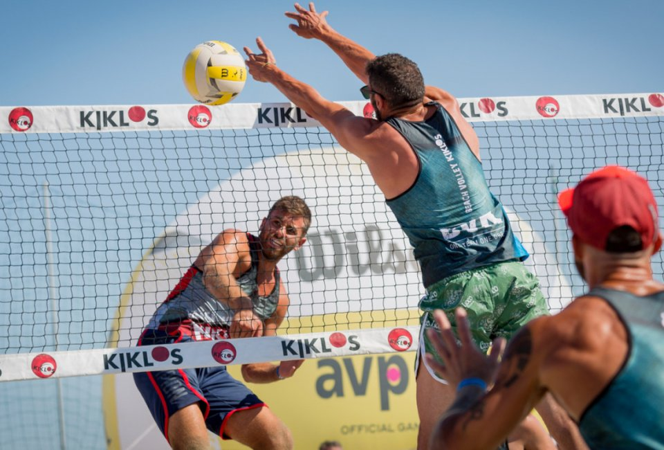 BEACH VOLLEY KIKLOS 2021