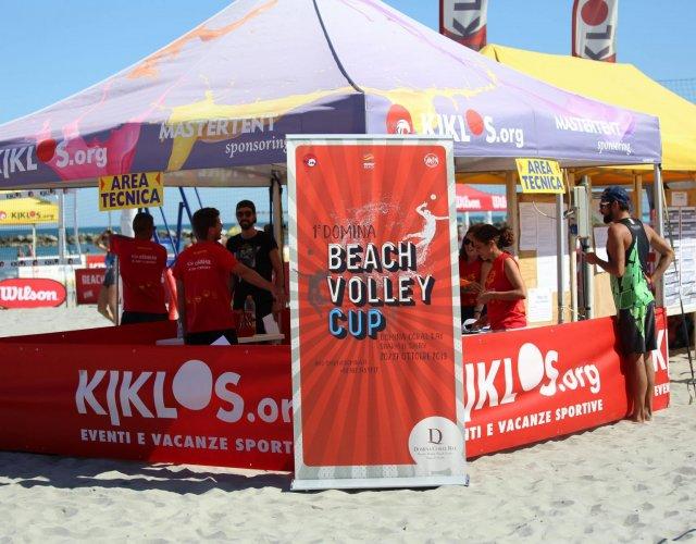 9° BEACH VOLLEY KIKLOS SETTEMBRE