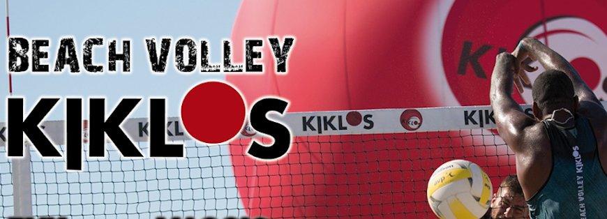 BEACH VOLLEY KIKLOS 2020